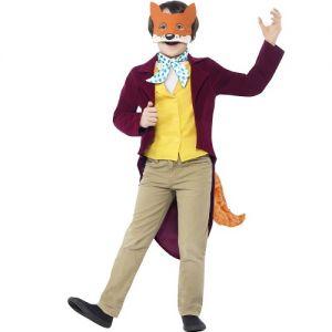 Childrens Roald Dahl Fantastic Mr Fox Costume