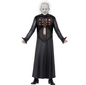 Mens Licensed Hellraiser Pinhead Costume