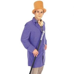 Chocolate Factory Owner Costume - M, L & XL