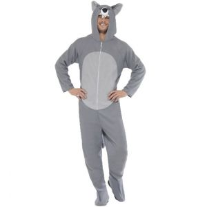 Wolf One Piece Costume