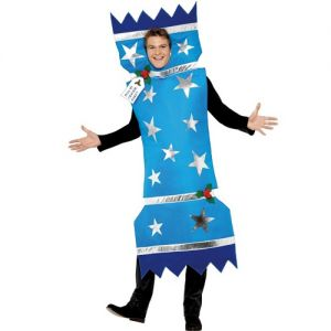 Adult Christmas Cracker Costume - One Size