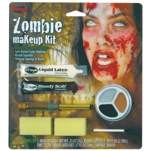 Halloween Zombie Make Up Kit