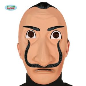 Robbery Heist Face Mask
