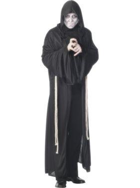 Mens Grim Reaper Costume - M & L