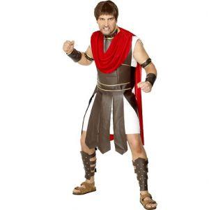 Mens Roman Centurion Gladiator Costume - Medium or Large