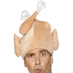 Christmas Fancy Dress - Turkey Hat