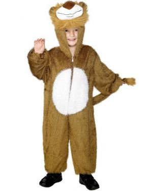 Childrens Animal Fancy Dress - Lion Costume