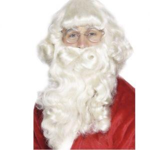 Christmas Luxury Santa Wig & Beard