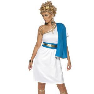 Roman Beauty Fancy Dress Costume