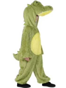 Childrens Animal Fancy Dress - Crocodile Costume - Age 7-9 Years