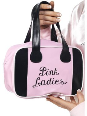 Pink Lady from Grease Bowling Bag