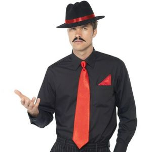 Gangster Fancy Dress Set