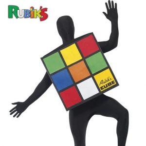 1980s Rubiks Cube Costume