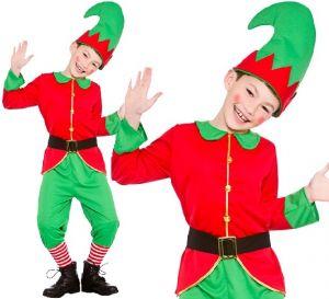 Childrens Workshop Elf Costume