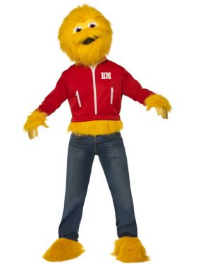 1980s Honey Monster Fancy Dress Costume