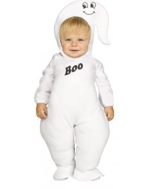Babies L'il Puffy Ghost Costume