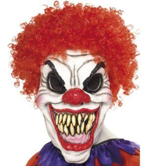 Halloween Scary Clown Mask