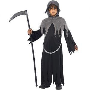 Childrens Halloween Grim Reaper Costume