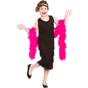 20s Charleston Flapper Girl Fancy Dress Costume