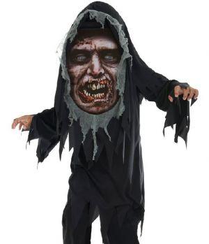 Boys Halloween Dead Walker Mad Creeper Zombie Costume