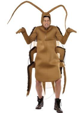 Adult Cockroach Costume - 38/44""