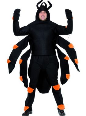 Adult Spider Costume - 38/44""