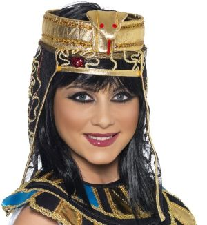 Ladies Egyptian Cleopatra Headpiece