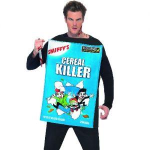 Cereal Killer Tabard Costume