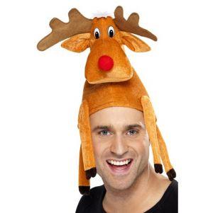 Christmas Fancy Dress - Rudolf the Reindeer Hat