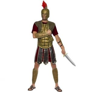 Mens Deluxe Perseus Gladiator Costume