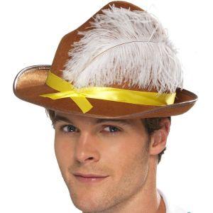 Fancy Dress German Bavarian Hat