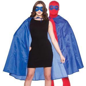 Adult Superhero Cape Kit - Blue