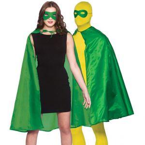 Adult Superhero Cape Kit - Green