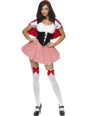 Fever Little Red Riding Hood Costume