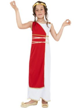 Childrens Grecian Girl Costume