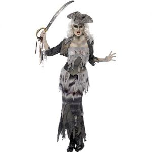 Ladies Ghost Ship Ghoulina Costume