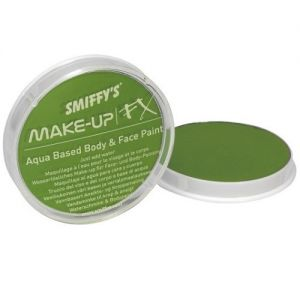 Smiffys FX Face Paint Fancy Dress Make Up - Lime Green