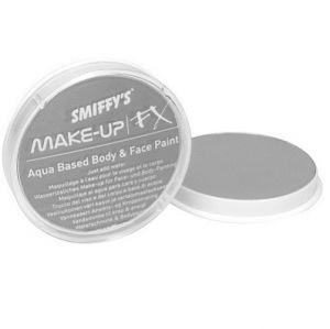 Smiffys Fancy Dress Face Paint  Make Up - Light Grey