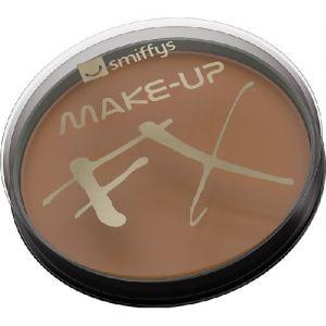 Smiffys Make Up Fancy Dress Face Paint - Light Brown