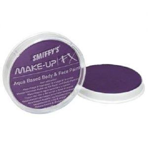 Smiffys Make Up Fancy Dress Face Paint - Purple