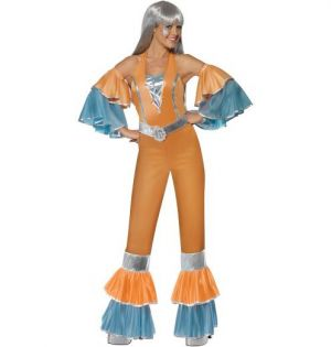 Frilly Fantastic Jumpsuit Costume