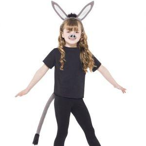 Childrens Little Donkey Set