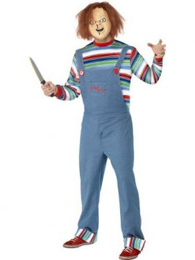 Chucky Fancy Dress Costume