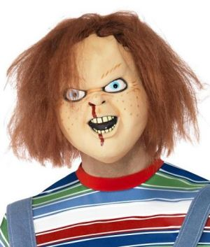 Chucky Fancy Dress Mask