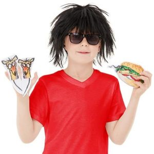 Childs David Walliams Ratburger Set