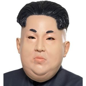 Adult Dictator Full Head Mask