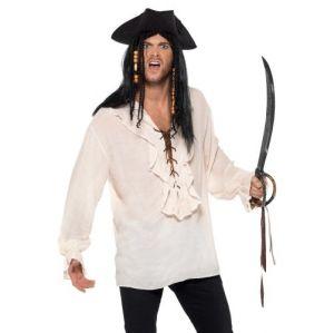 Unisex Adult Pirate Shirt