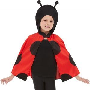 Childs Ladybird Costume Cape