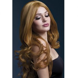 Fever Professional Quality Long Wig - Rhianne - Auburn