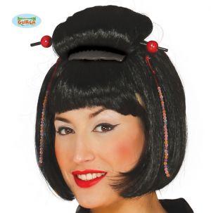 Ladies Japanese Geisha Wig